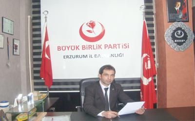 BBP Aziziye ilçe  teşkilatı kuruldu