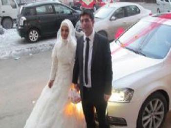 Dumanoğlu evliler kervanına katıldı