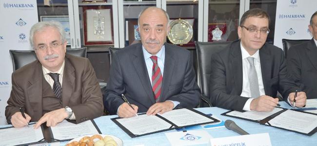 Halkbank, ETSO VE ETܒden enerji verimliliği işbirliği