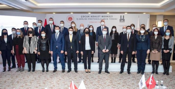 Adalet Bakanlığı ile Erzurum Büyükşehir Belediyesi işbirliği yaptı