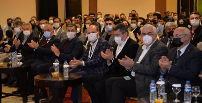 Anadolu buluşmalarının 8.si Erzurum'da düzenlendi