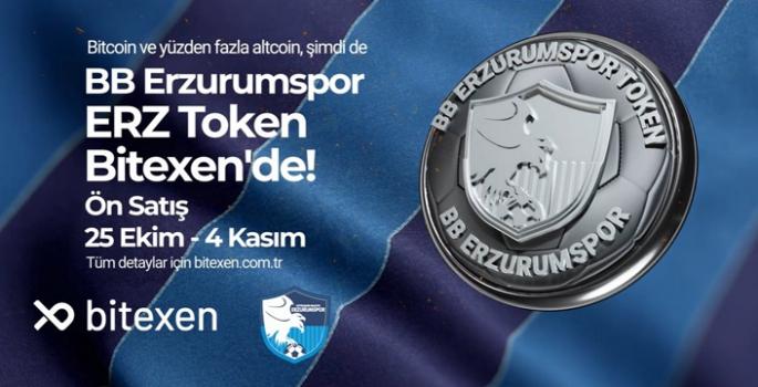 BB Erzurumspor ERZ Token ön satışları başladı!