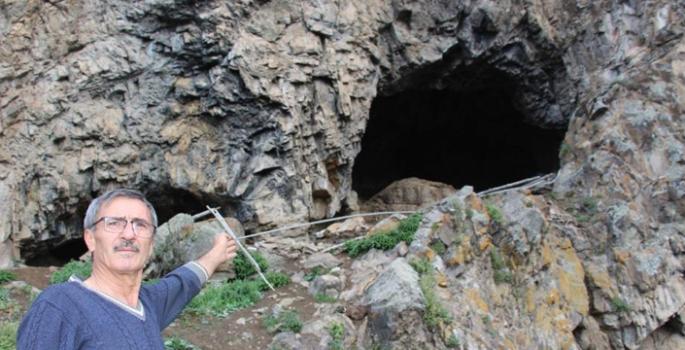 Çayırın Mağarası keşfedilmeyi bekliyor