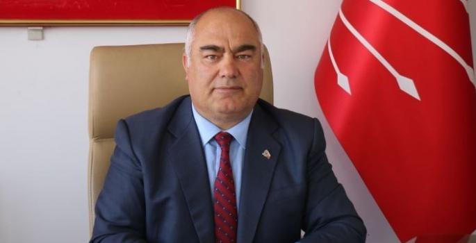 CHP Erzurum İl Başkanı taciz iddiasıyla görevden alındı