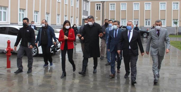 Erzurum'da KYK yurtları üniversite öğrencilerini ağırlamaya hazır