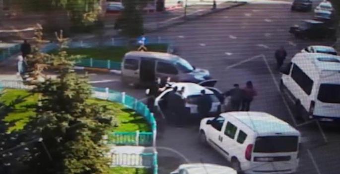 Erzurum polisi nefes aldırmıyor