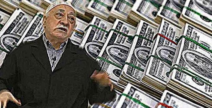 FETÖ'nün çözülmeyi önlemek için gerçekleştirdiği para trafiği iddianamede