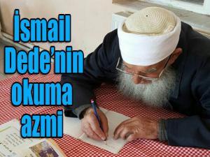 87 yaşında okuma yazma öğreniyor