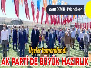 AK Parti'de büyük hazırlık