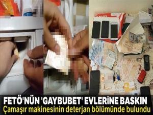 Antalya'da FETÖ'nün, 'Gaybubet' evlerine baskın: 8 gözaltı