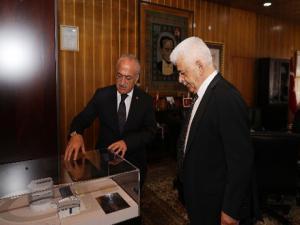 Atatürk Üniversitesi'nde kariyer sohbetleri programı