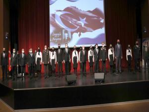 Atatürk Üniversitesinde Atatürk'ü anma töreni düzenlendi