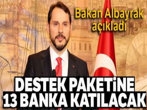 Bakan Albayrak KOBİ'lere verilecek kredilerin detaylarını açıkladı