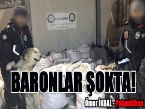 BARONLAR ŞOKTA!