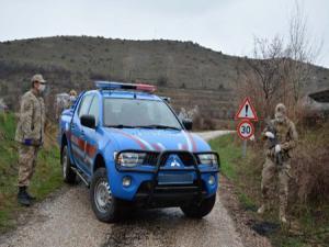 Bayburt'ta iki köy Korona virüs nedeniyle karantinaya alındı