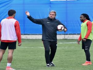 BB Erzurumspor Evkur Yeni Malatyaspor maçı hazırlıklarını tamamladı