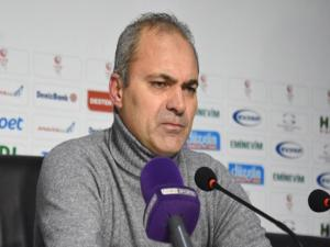 BB Erzurumspor - Giresunspor maçının ardından: