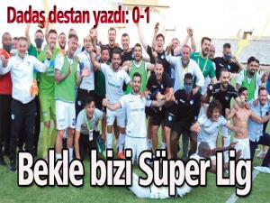 Bekle bizi Süper Lig