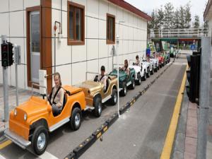 Büyükşehir'den trafik eğitimi
