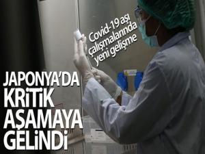 Covid-19 aşı çalışmalarında yeni gelişme