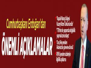 Cumhurbaşkanı Erdoğan'dan AYM üyesi Yıldırım'ın 'ışıklar yanıyor' paylaşımı hakkında açıklama