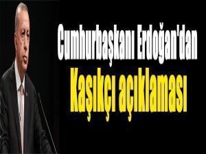 """Cumhurbaşkanı Recep Tayyip Erdoğan, """"Türkiye olarak önümüzdeki dönemde de Kaşıkçı cinayetinin aydınlatılması için çabalarımızı sürdürmeye söz veriyoruz"""" dedi."""
