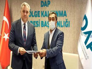 DAP ile Baskil Belediyesi protokol imzaladı