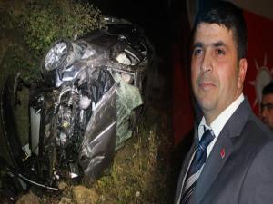 Erzurum AK Parti yasta, genç yaşta vefat etti