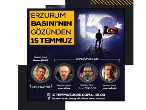 Erzurum basının gözünden 15 Temmuz