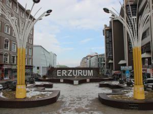 Erzurum beyaz gelinliğine hasret kaldı