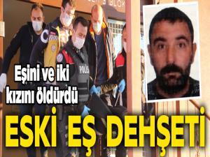 Erzurum'da eski eş dehşeti; 3 ÖLÜ