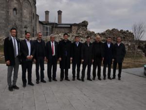Erzurum'daki STK temsilcileri ETSO'nun ev sahipliğinde buluştu