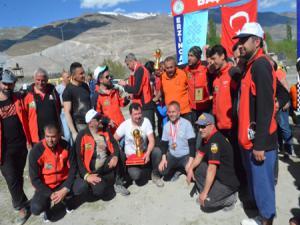 Erzurum Macera Off Road üçüncü oldu