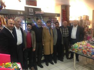 """ETB Başkan Adayı Abdulrezzak Cellat: """"Tecrübemizle yola çıktık"""""""