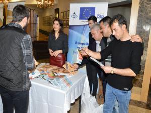 ETSO ABBM, Ziraat Fakültesi 'Kariyer Günü' etkinliğinde