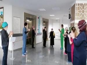 Gümüşhane'de korona virüs hastalarından sevindirici haber