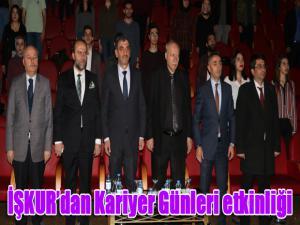 İŞKUR'dan Kariyer Günleri etkinliği