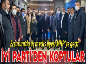 İyi Parti'den MHP'ye dönüşler devam ediyor