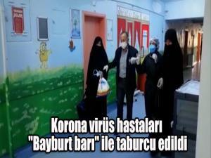 Korona virüs hastaları