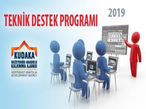 KUDAKA 2019 yılı Teknik Destek Programı açıklandı