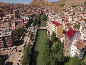 Kuzeydoğu Anadolu İstatistik Bölgesinde en yüksek oranda nüfus artışı binde 22.8 ile Bayburt'ta yaşandı