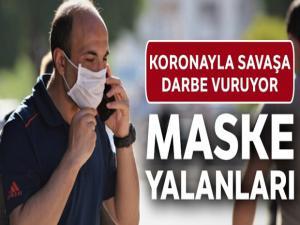 Maske yalanları