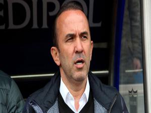Mehmet Özdilek: 'Galibiyeti kaçırdığımız için üzgünüz'