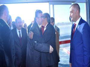 MHP Genel Başkan Yardımcısı Kamil Aydın partililerce karşılandı