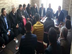 MHP İl Başkanı Naim Karataş:31 Martta Erzurum'a üç hilalin mührü vurulacak