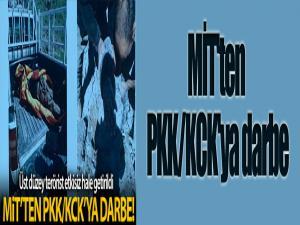 MİT'ten PKK/KCK'ya darbe