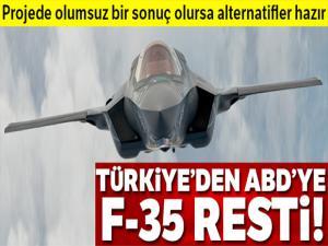 Savunma Sanayii Başkanı İsmail Demir'den F-35 açıklaması: Alternatiflerimiz var