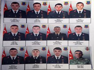 Şehitler için Van Jandarma Filo Komutanlığında tören düzenlenecek