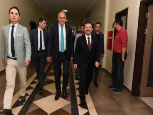 """Selami Altınok """"Hacıcuma'da yaşamak mutluluktur"""""""