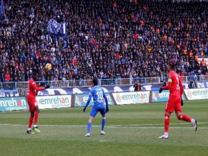 Spor Toto Süper Lig: BB Erzurumspor: 0 - Antalyaspor: 0 (İlk yarı)